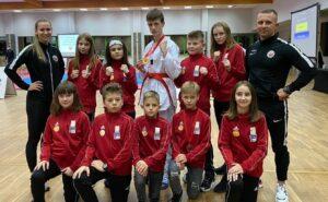 Trzy medale na Pucharze Polski Warsaw Cup.